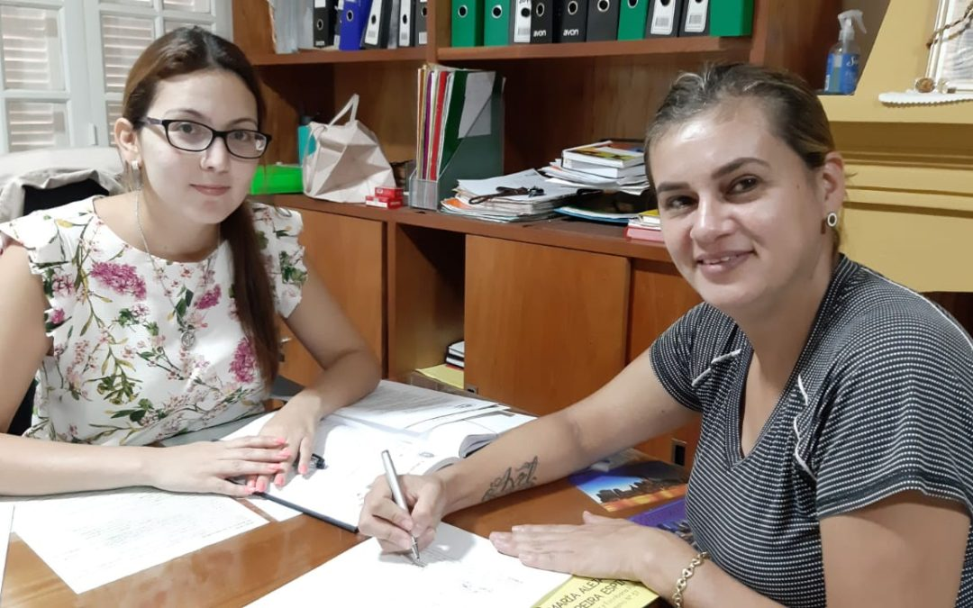 Alicia Fretes es la nueva Franquicia Operativa de Limport Paraguay